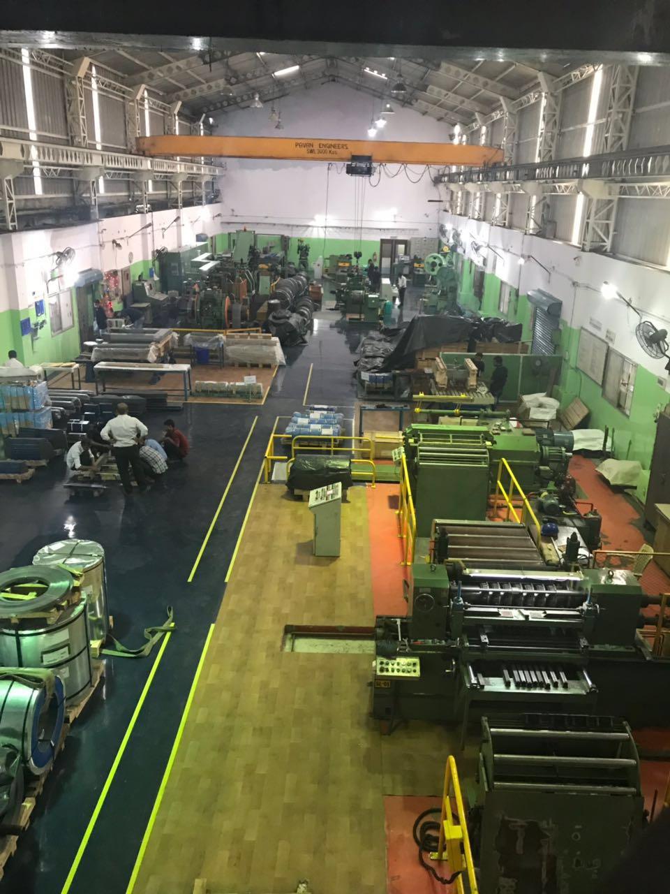 Infrastructure - Elec Steel Processing Industries